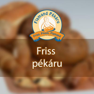 Friss pékáru